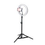 Tripod Camera Stand with Ring Light